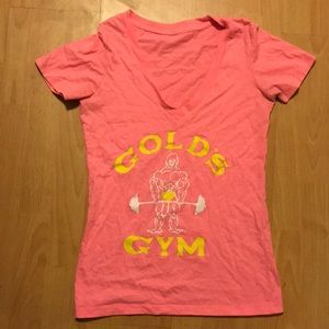 Tops - Golds Gym T-Shirt